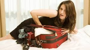 Au pair packing tips